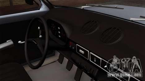 Zastava 1100 Monster para GTA San Andreas