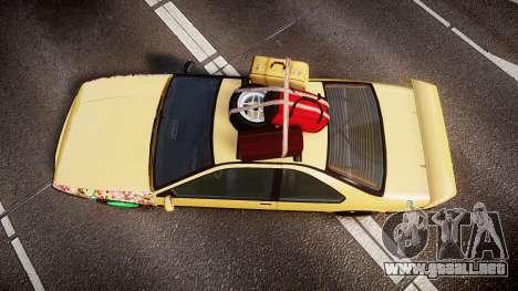 Vapid Fortune Drift para GTA 4 visión correcta