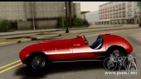 Ferrari 375 F1 para la visión correcta GTA San Andreas