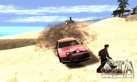 ENB Double Effect para GTA San Andreas segunda pantalla