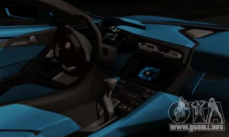 Lykan Hypersport 2014 EU Plate Livery Pack 1 para la visión correcta GTA San Andreas