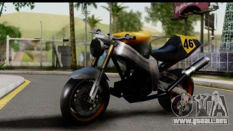 NRG Streetfighter para GTA San Andreas