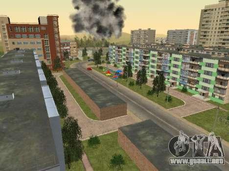 Prostokvashino para GTA Penal de Rusia beta 2 para GTA San Andreas twelth pantalla