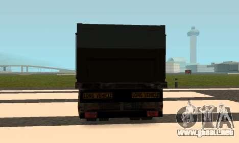 PS2 Article Trailer 2 para GTA San Andreas vista hacia atrás