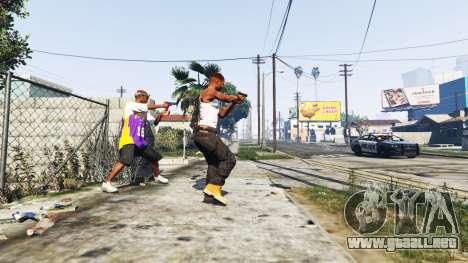 GTA 5 Vigilante v0.1 tercera captura de pantalla