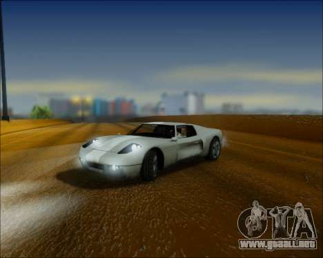 ENB Kiseki v1 para GTA San Andreas