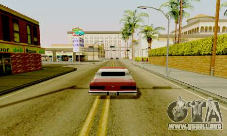 Light ENB Series v3.0 para GTA San Andreas segunda pantalla