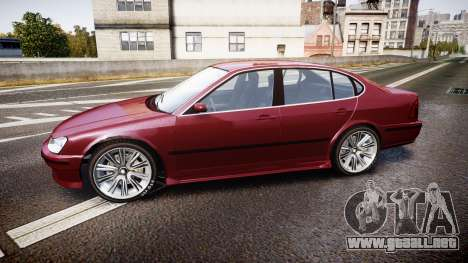 Emperor Lokus LS 350 Elegance para GTA 4 left