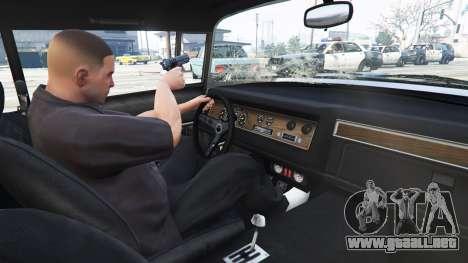 GTA 5 Vigilante v0.1 quinta captura de pantalla