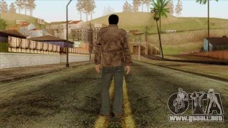 Classic Alex Shepherd Skin para GTA San Andreas segunda pantalla