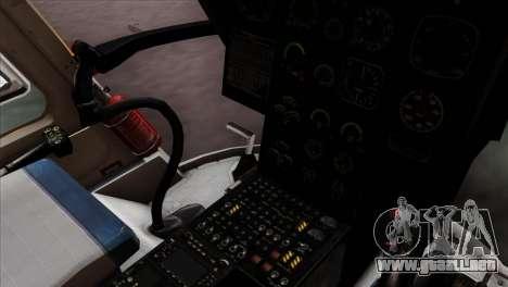 MBB BO-105 Basarnas para la visión correcta GTA San Andreas