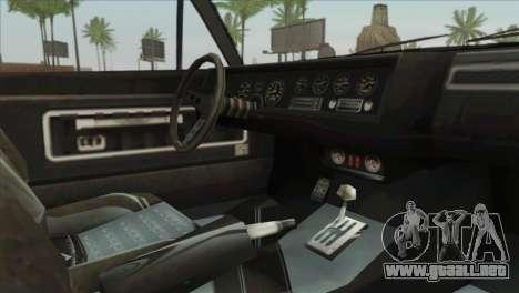 GTA 5 Declasse Stallion para la visión correcta GTA San Andreas