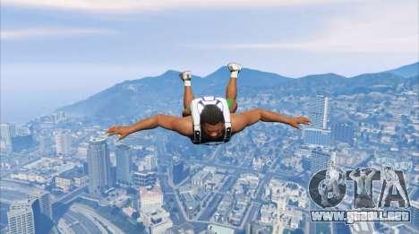 GTA 5 Agradable para volar segunda captura de pantalla
