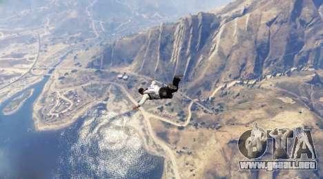 GTA 5 Agradable para volar tercera captura de pantalla