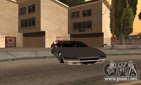 Infernus BanDit para GTA San Andreas left