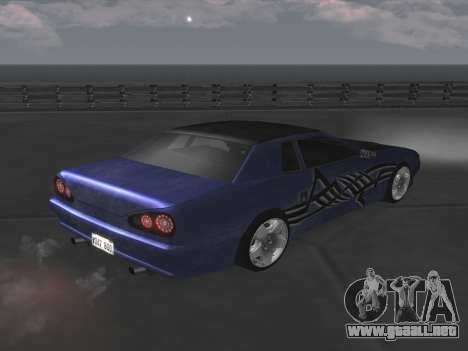 Elegy Paintjobs para la visión correcta GTA San Andreas