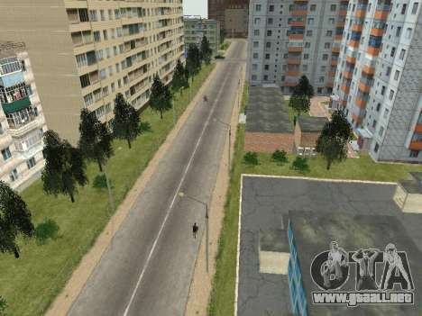 Prostokvashino para GTA Penal de Rusia beta 2 para GTA San Andreas