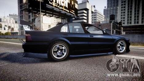 Maibatsu Vincent 16V Drift para GTA 4 left
