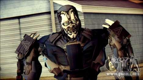 Lockdown Skin from Transformers para GTA San Andreas tercera pantalla