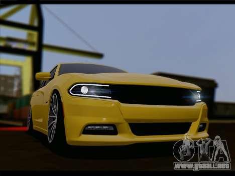 iniENB para GTA San Andreas tercera pantalla