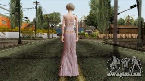Mistel Skin para GTA San Andreas segunda pantalla