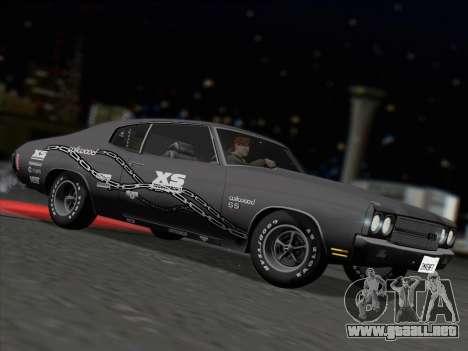 iniENB para GTA San Andreas séptima pantalla