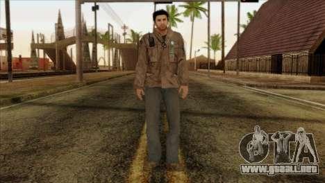Classic Alex Shepherd Skin para GTA San Andreas