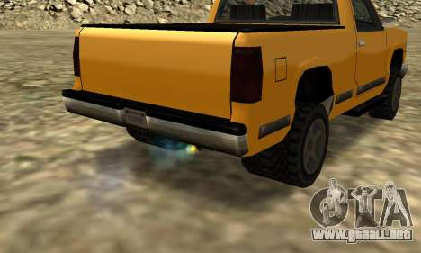 PS2 Yosemite para visión interna GTA San Andreas