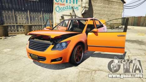 GTA 5 Conducción realista v1.2