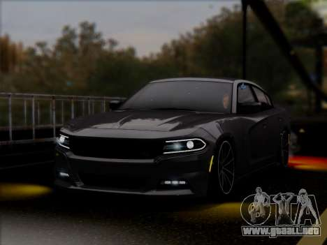 iniENB para GTA San Andreas sexta pantalla
