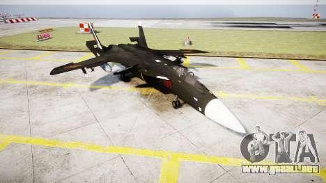 El Su-47 Berkut para GTA 4