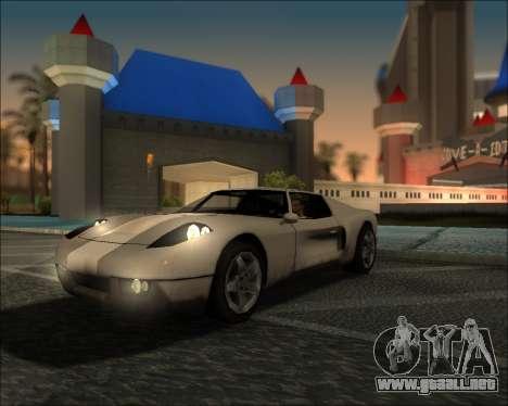 ENB Kiseki v1 para GTA San Andreas tercera pantalla