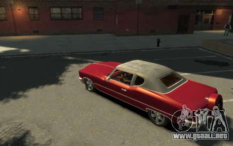 GTA 3 Yardie Lobo HD para GTA 4 left