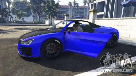 El robo de auto para GTA 5