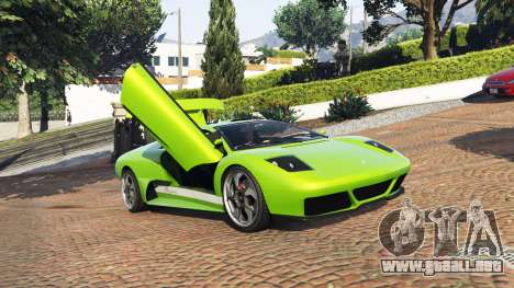 GTA 5 Conducción realista v1.2 segunda captura de pantalla