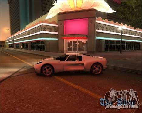 ENB Kiseki v1 para GTA San Andreas segunda pantalla