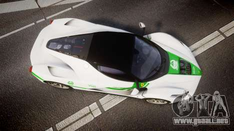 Ferrari LaFerrari 2013 HQ [EPM] PJ2 para GTA 4 visión correcta