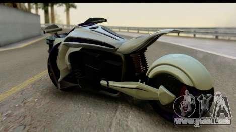 Krol Taurus Concept HD A.D.O.M v1.0 para GTA San Andreas left