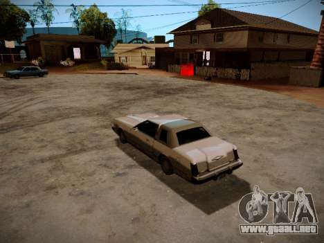 ENB Real Monsters para GTA San Andreas tercera pantalla
