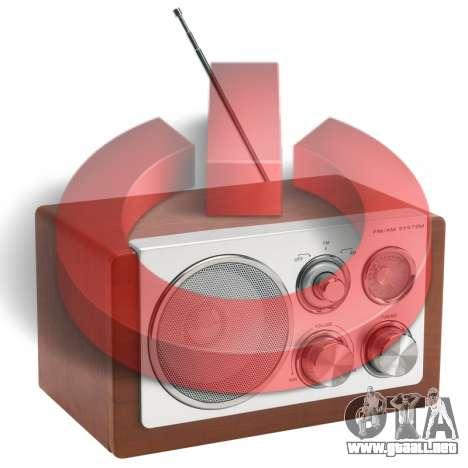 Encender la radio off para GTA 5