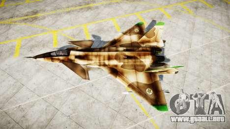 MiG 1.44 IFM para GTA 4 left