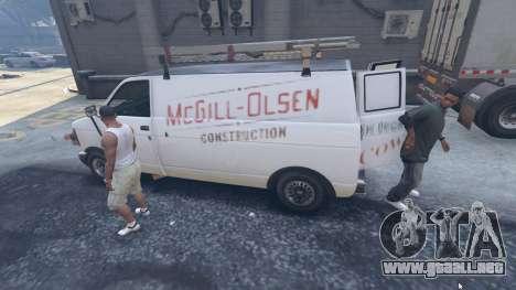 GTA 5 Lamar Missions v0.1a segunda captura de pantalla
