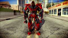Stinger Skin from Transformers para GTA San Andreas