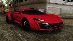 Lykan Hypersport 2014 Livery Pack 1