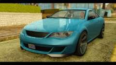 GTA 5 Ubermacht Zion XS IVF para GTA San Andreas