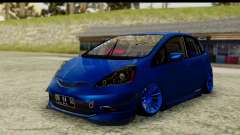 Honda Fit 2009 JDM Modification para GTA San Andreas