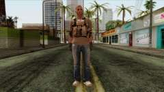 Officer from PMC para GTA San Andreas