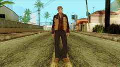 Big Rig Alex Shepherd Skin para GTA San Andreas