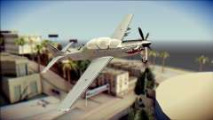 EMB 314 Super Tucano Colombian Air Force para GTA San Andreas