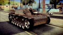 StuG III Ausf. G para GTA San Andreas